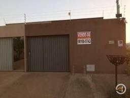 Casa à venda com 2 dormitórios em Residencial rosa morena, Trindade cod:2088