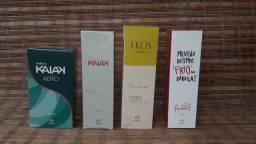 Perfumes Novos Natura - venda ou troca