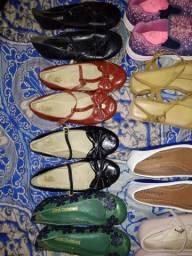 Lotes de sapatos infantil