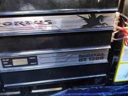 Trio nitro 700rms comprar usado  Florianópolis