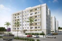 Apartamento com 3 dormitórios à venda, 60 m² por R$ 200.000