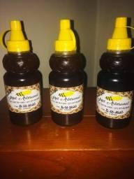 Mel de eucalipto puro 500 g puro artesanal