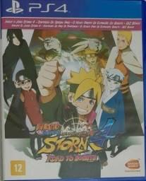 Naruto Shippuden Ultimate Ninja storm 4 comprar usado  Resende