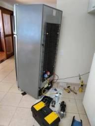 Usado, Conserto de Geladeira, Freezer e Expositor comprar usado  Curitiba