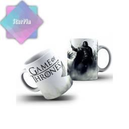Canecas cerâmica colecionáveis Game of Thrones