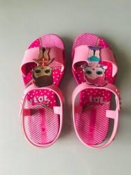 Sandália infantil Ipanema