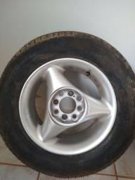 rodas e pneus vendo ou troco