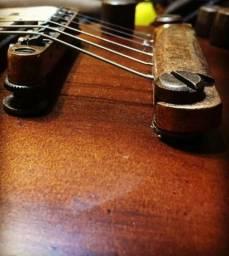 Les Paul Axl Guitars Badwater 1216 antique brown