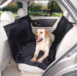 Capa de Proteção Para Banco de Automóvel Cães e Gatos x12x R$ 11,49 x Entrega Grátis