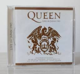 CD Queen - Live in Japan 1985