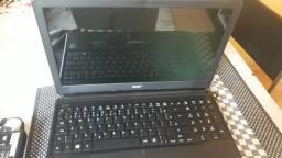 Notebook Acer i5 6ram