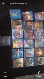 Lote bluray 3d