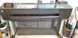 Impressora HP DesignJet T730 plotter bulk de fabrica incorporado