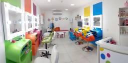 Passando salão infantil no Imbui