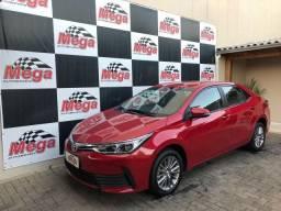 Toyota Corolla Gli 2019 1.8 (Aut) + Bancos Em couro Carro impecável
