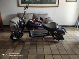Scooter Elétrica Chopper (Moto)