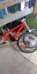 Bike fib aro 24 *ler descrição completa*