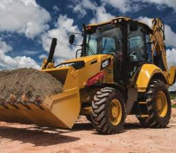 Maquinas pesadas com parcelas a partir de R$ 2.600