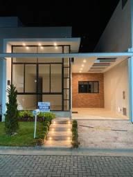 Casa em condomínio fechado em Biguaçu de 3 quartos sendo 1 suíte