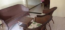 Sofa bambu