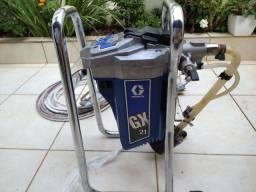 Máquina de pintura AIRLESS GRACO GX 21 com pouco uso