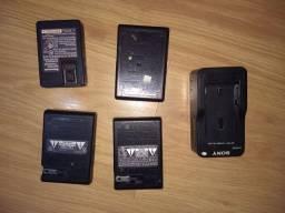 Carregador bateria Sony