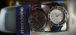 Relógio mondaine e Ferrari