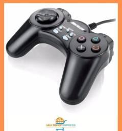 Controle Joystick Multilaser Original para PC