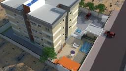 Apartamento no Luzardo Viana em Maracanaú - 3 quartos | 67mts