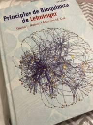 Livro princípios de bioquímica de Lehninger