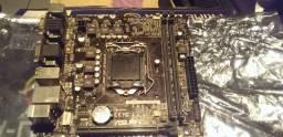 Placa mae asus H110M-C