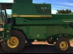 JD 1175 - Ano 2011 - 19 Pés com 3.600 Hrs, Máquina Extra