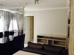 Apartamento todo mobiliado no Real Panoramic em Águas Claras