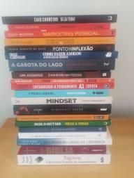 Livros diversos (qualidade e preço justo)