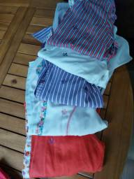 5 Camisas Dudalina feminina tam.40