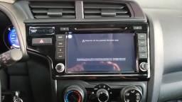Central multimídia original Honda fit 9,polegadas