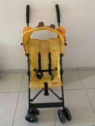 Carrinho guarda-chuva Fisher Price Girafa