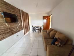 Alugo apartamento mobiliado no Gran Village