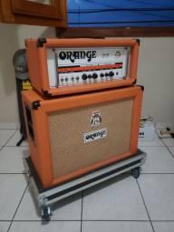 Amplificador Valvulado Orange
