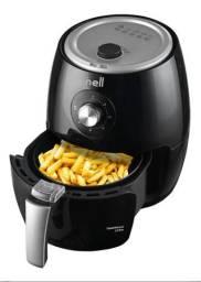 Fritadeira Elétrica sem Óleo/Air Fryer Nell Smart Preta 2,4L 127V