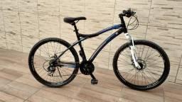 Bicicleta Xtreme Trail Ozark, 21 marchas - Kit Shimano - Aro 26 (Usada)