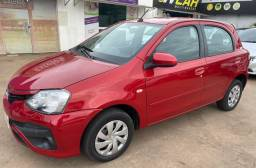 Etios Ready 1.5 AUT. Flex 16/17