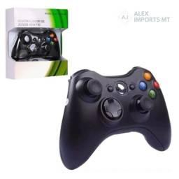Xbox 360 Controle Novo Na Caixa Profissional