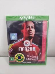Fifa 20 Edicao Campeoes Lacrado Xbox One