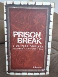 Box: Coleção completa e original Prison Break 23 DVDs(BARATO) (ITAJAÍ)