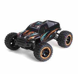 Automodelo monster 1/16 HBX 16889 brushless com LEDs