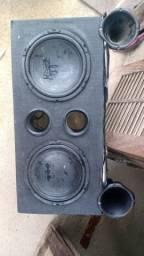 Vendo um alto falante street Bass de 12.
