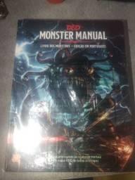 Monster Manual (livro dos monstros em português)