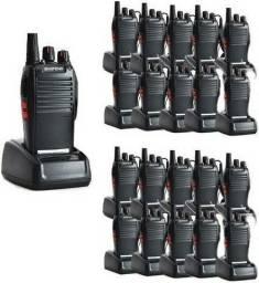 Kit 20 Radios Comunicador Walk Talk Baofeng Bf-777s + Fones<br><br><br>