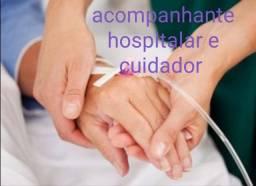 Acompanhante hospitalar